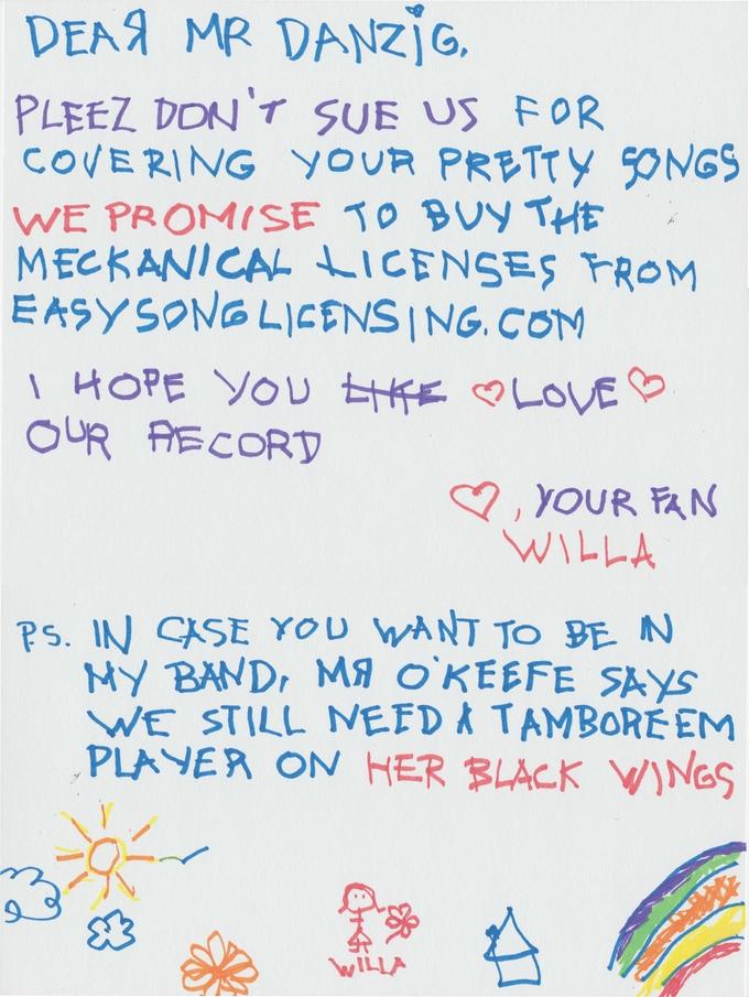 danzig letter